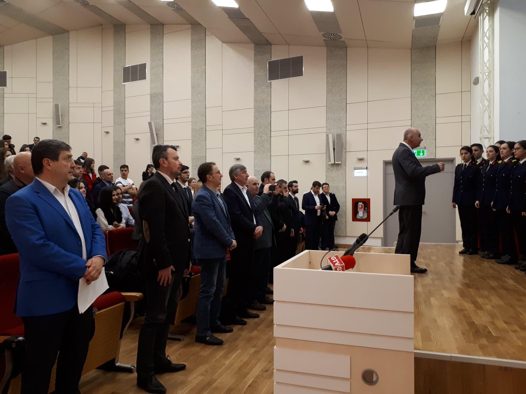 """100 ani de la Unirea Basarabiei cu România, marcată la Facultatea de Drept din Craiova: """"Ar fi normal să trăim împreună nu în două state separate"""""""