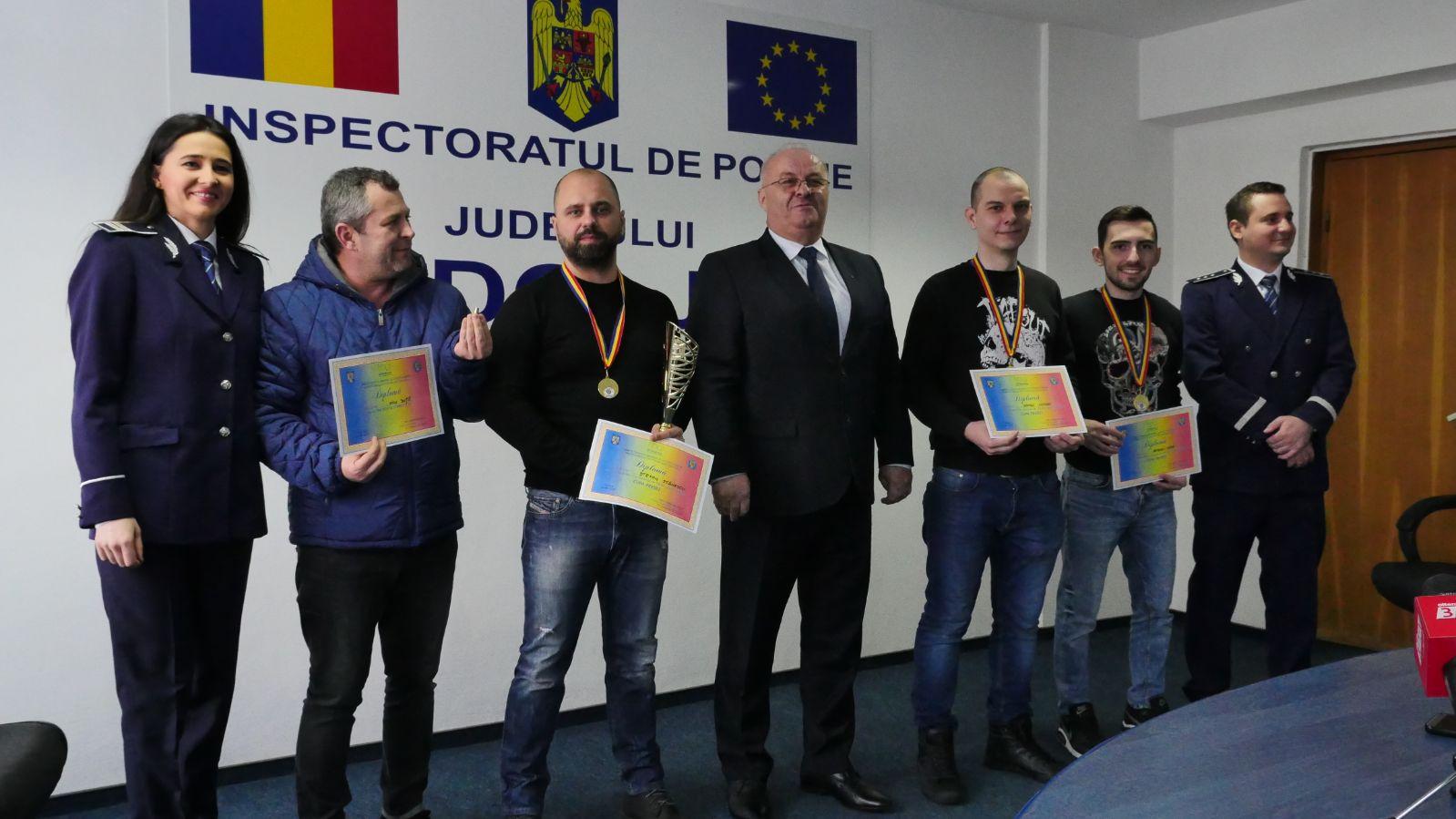 Jurnalul Olteniei, pe podium la Cupa Presei la Tir