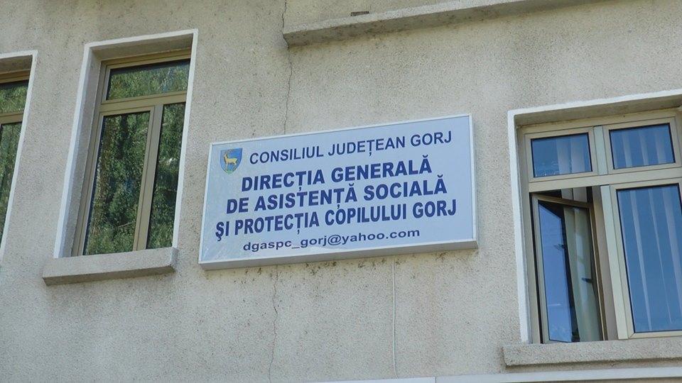 DGASPC Gorj face angajări