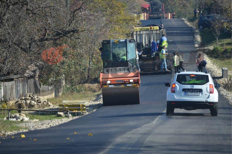 Peste 675 de milioane de lei pentru infrastructura rutieră din Gorj
