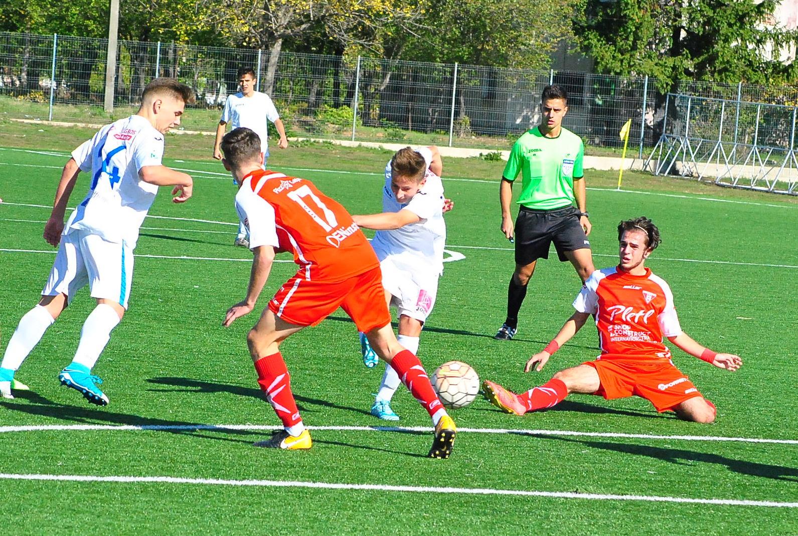 Cupa României – U17: CSU, deplasare la Arad