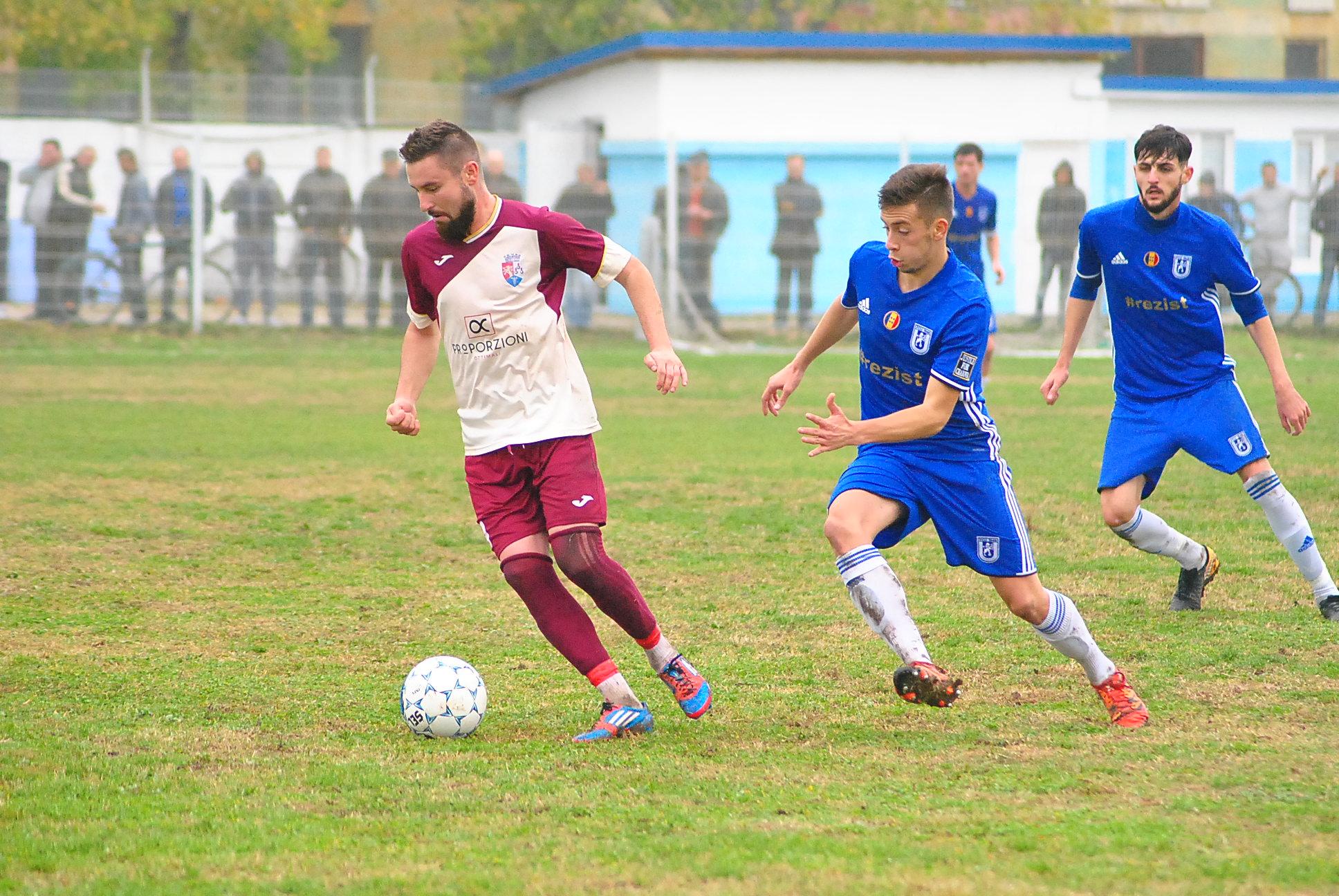 FC U și Dunărea, neînvinse în acest an
