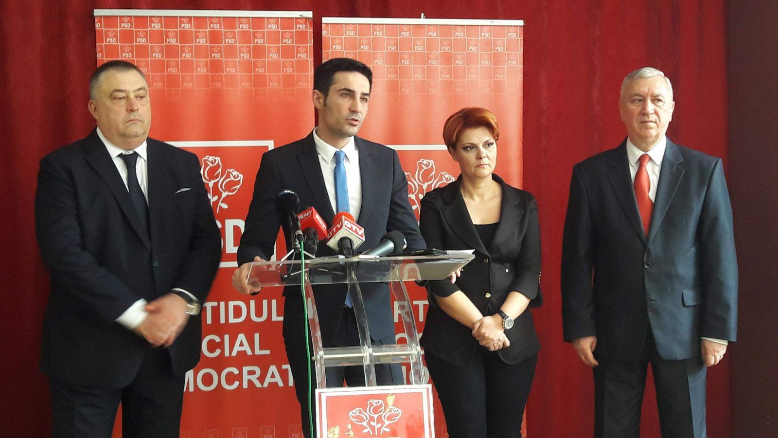 PSD Dolj, rezoluții pentru Dragnea, Carol, drum expres și spital regional