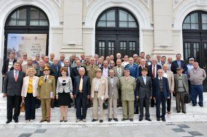 Prefectul de Mehedinți, întâlnire cu rezerviștii militari din Oltenia și de peste Dunăre