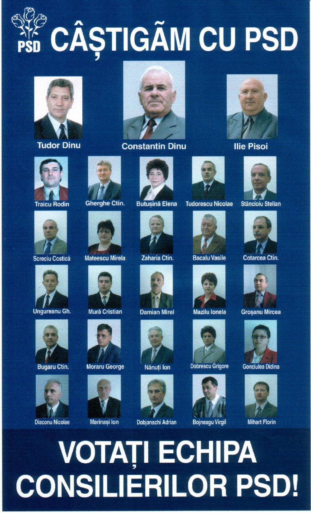 Mehedinți: Doi pesediști din județ, promovați în funcții mari la București