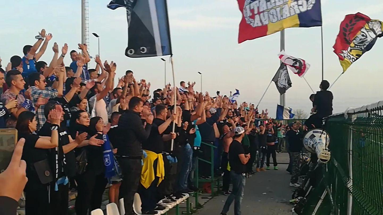 Intermediară în Liga Doljului: fanii FCU iau cu asalt Ișalnița!