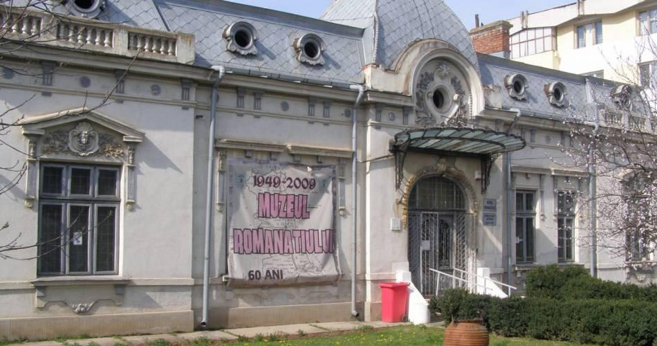 Muzeul Romanaţiului, reabilitat cu fonduri europene