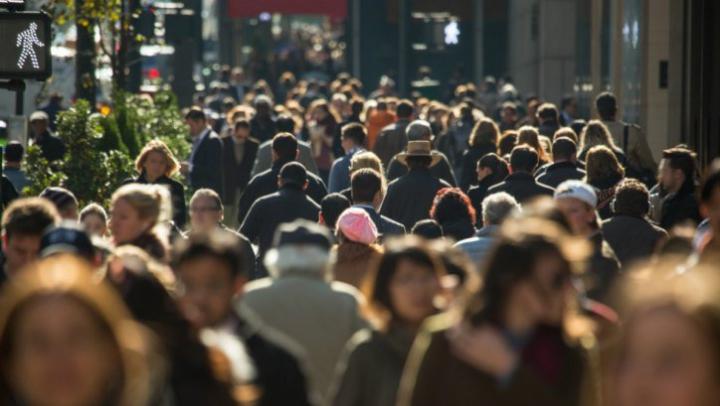 Numărul străinilor care trăiesc în Germania este mai mare ca niciodată; est-europenii, printre care românii, în creştere cu peste 12%
