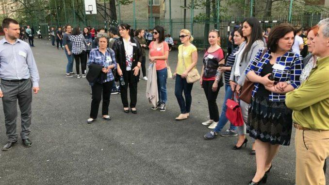 Sănătatea și învățământul din Gorj, sub semnul protestelor