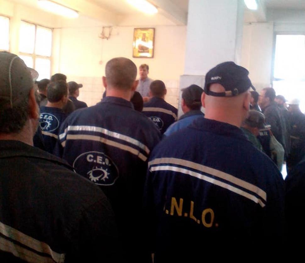 Protest spontan la Cariera Roșiuța