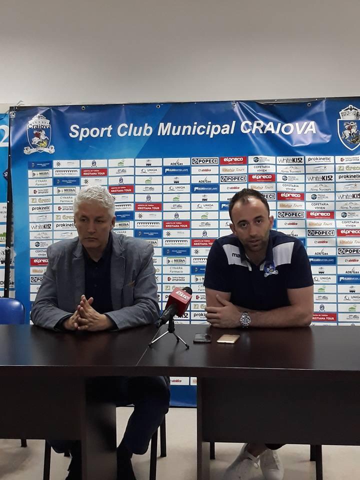 Voleibaliștii sunt motivați să scoată ceva din meciul cu liderul Ploiești