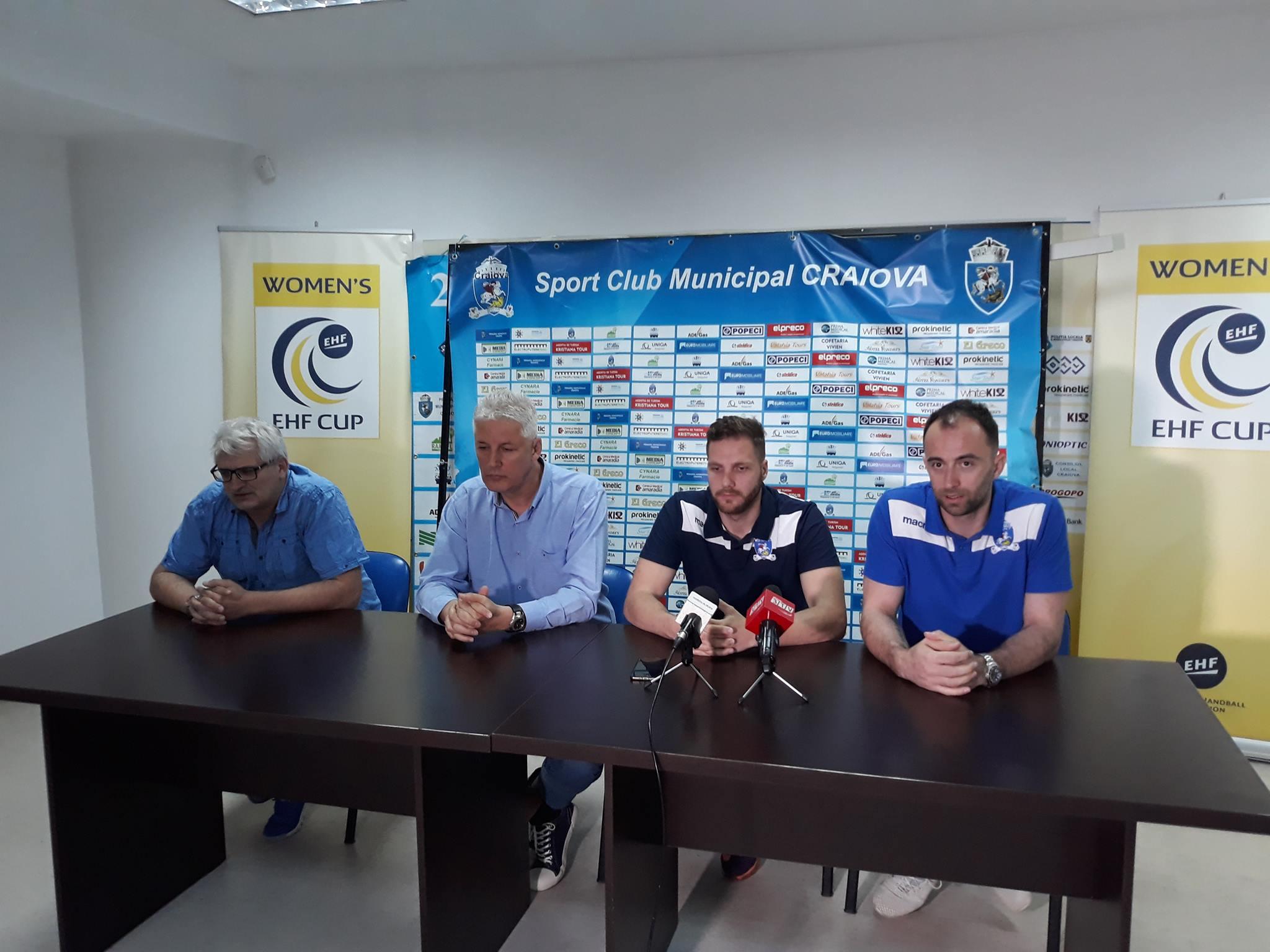 SCM Craiova vrea o victorie la final de campionat