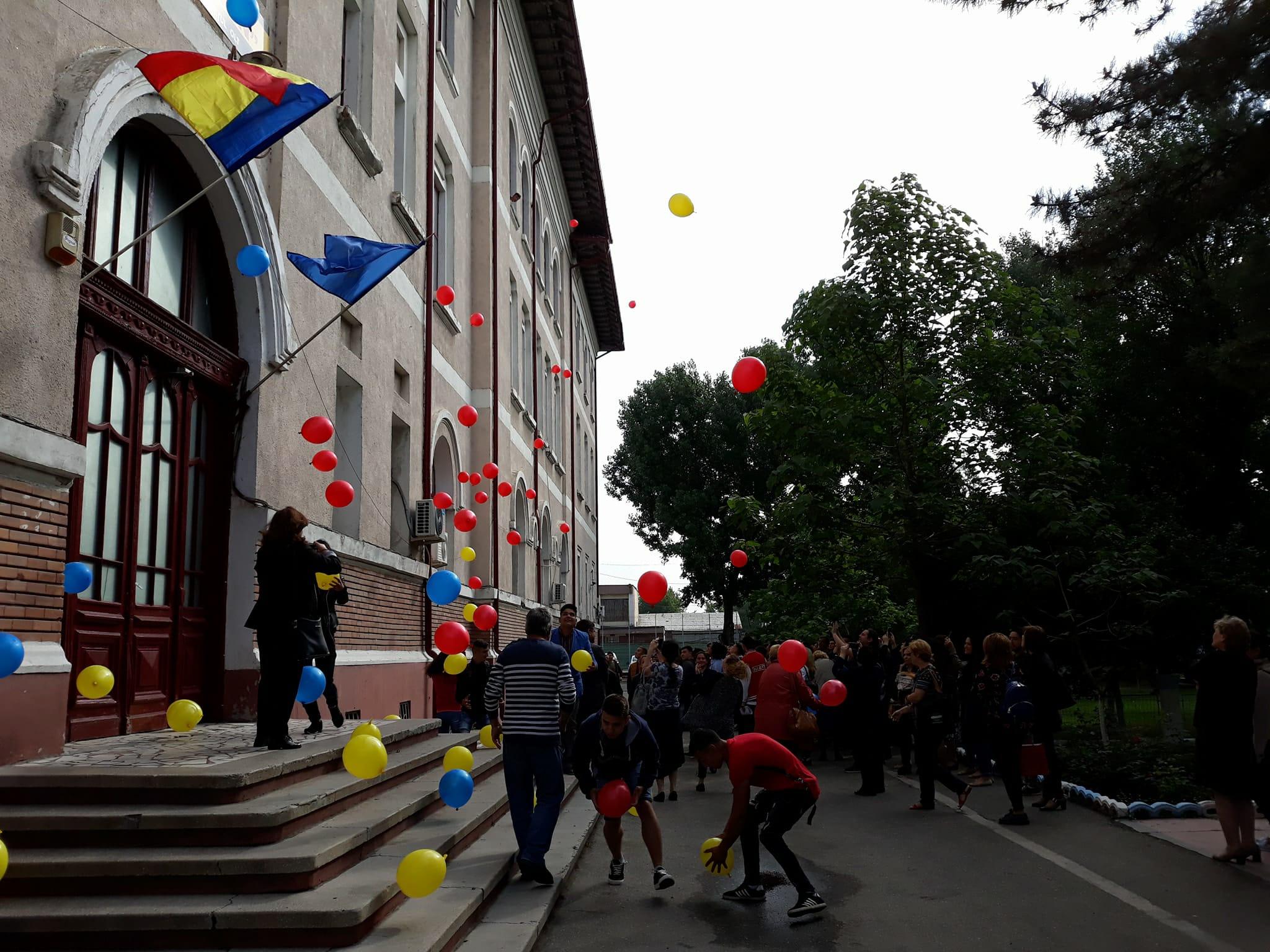 """Eveniment dedicat centenarului la C.T. """"Alexe Marin"""""""