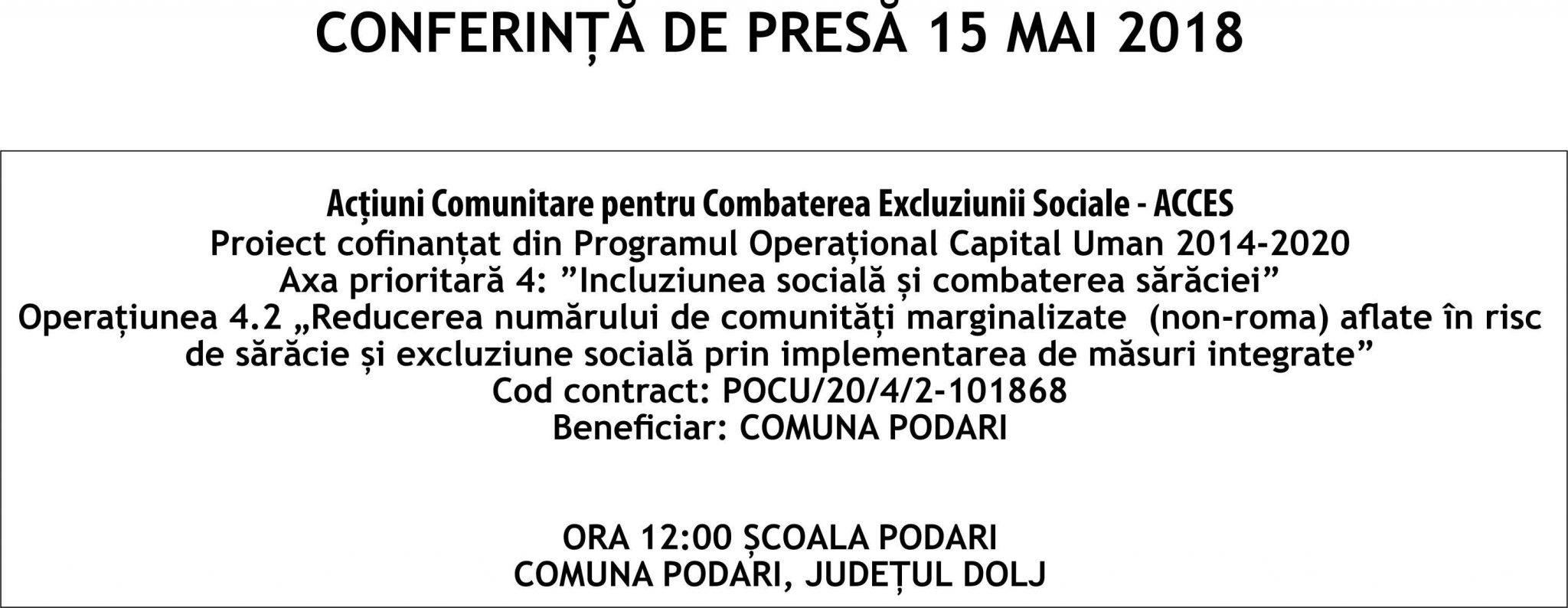 Conferinta ACCES