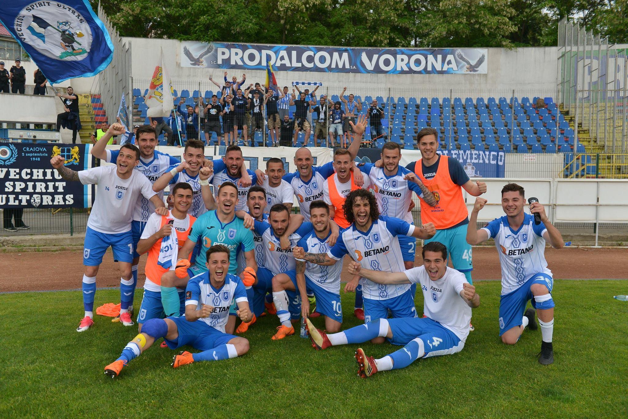 CSU Craiova este în finala Cupei României!