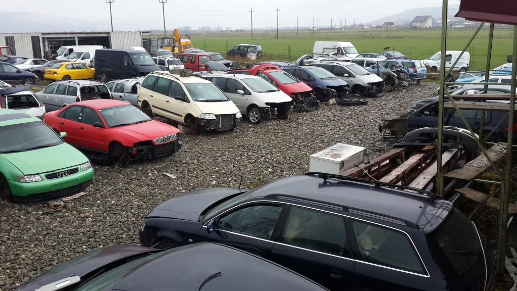 Comisarii Gărzii de Mediu Gorj, cu ochii pe firmele de dezmembrări auto. Două societăți au fost deja aspru amendate