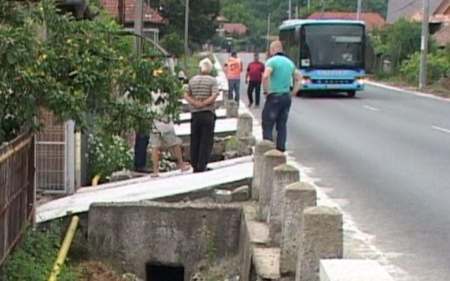 Ministerul Transporturilor va face verificări pe DN 66 Târgu Jiu-Rovinari