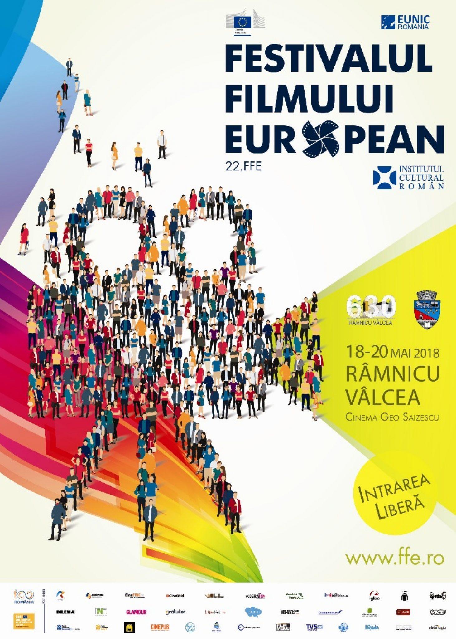 """""""Festivalul Filmului European"""", în Râmnicu Vâlcea"""