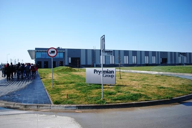 Fabrica din Slatina a Grupului Prysmian, premiată de Asociația Joint Audit Cooperation, pentru performanța sa în sustenabilitate