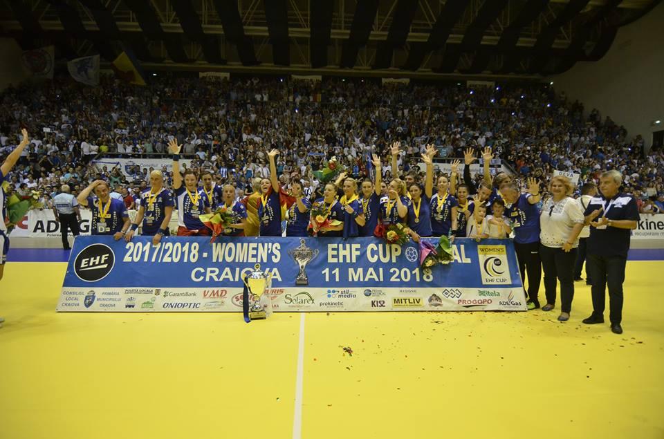 Campioanele Europei, campioanele Craiovei!