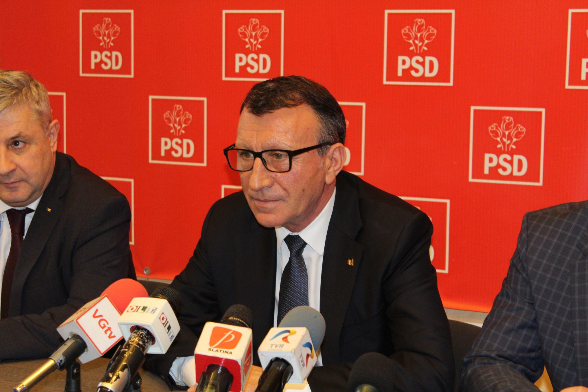 Stanescu: Si pe lista PSD ar putea fi oameni din afara partidului