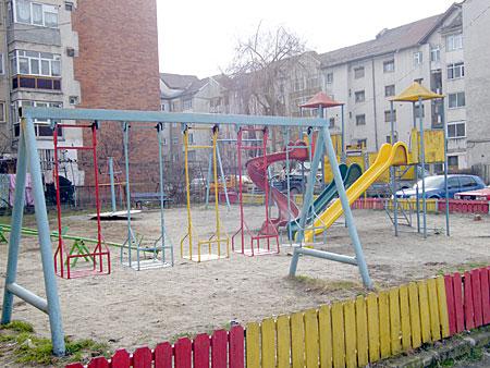 Locuri de joacă închise de Protecția Consumatorului Gorj
