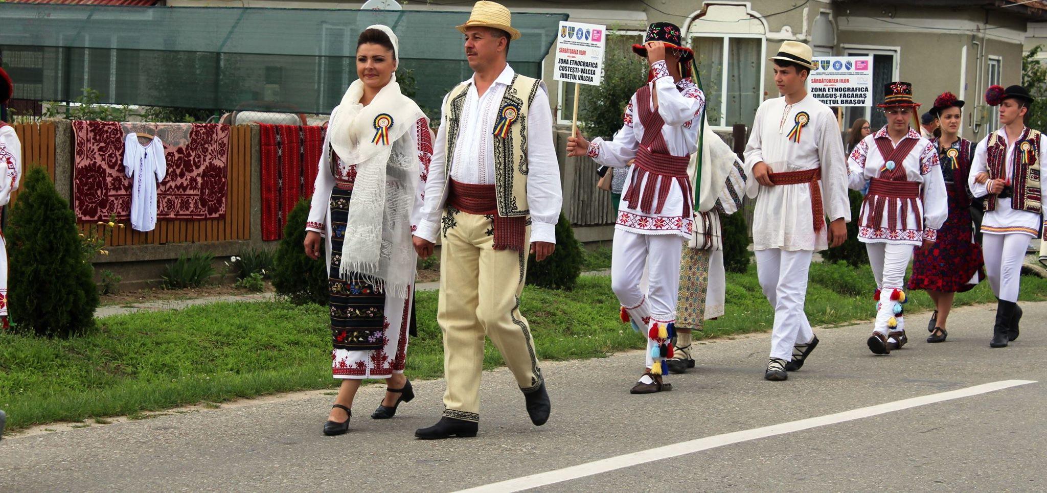 FOTO.Ia românească, celebrată cu fast la Cezieni