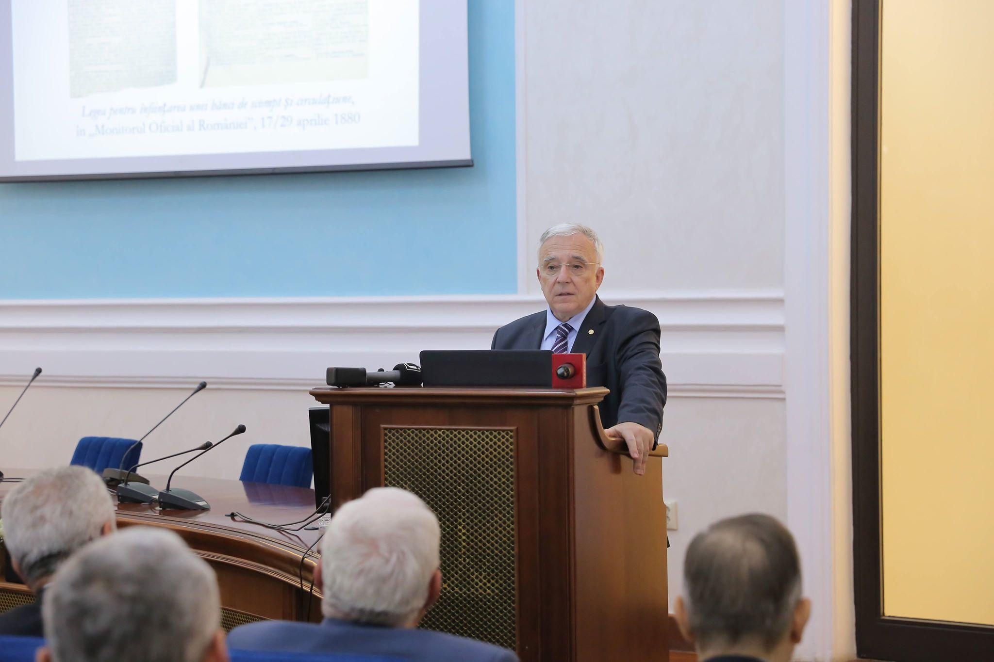 Mugur Isărescu, la Craiova. Guvernatorul BNR a inaugurat sucursala din Bănie și a vorbit despre patrimoniul BNR