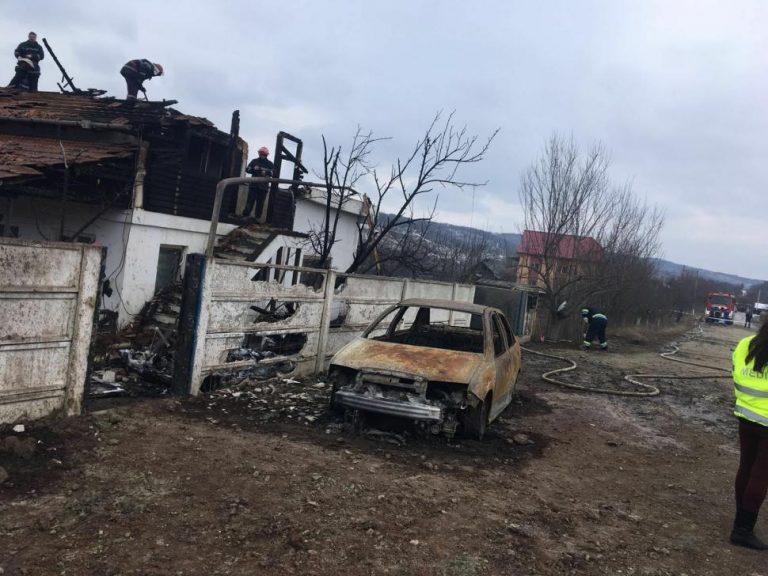 Patru amenzi aplicate de ITM Gorj, după explozia de la Hurezani. Cercetările continuă