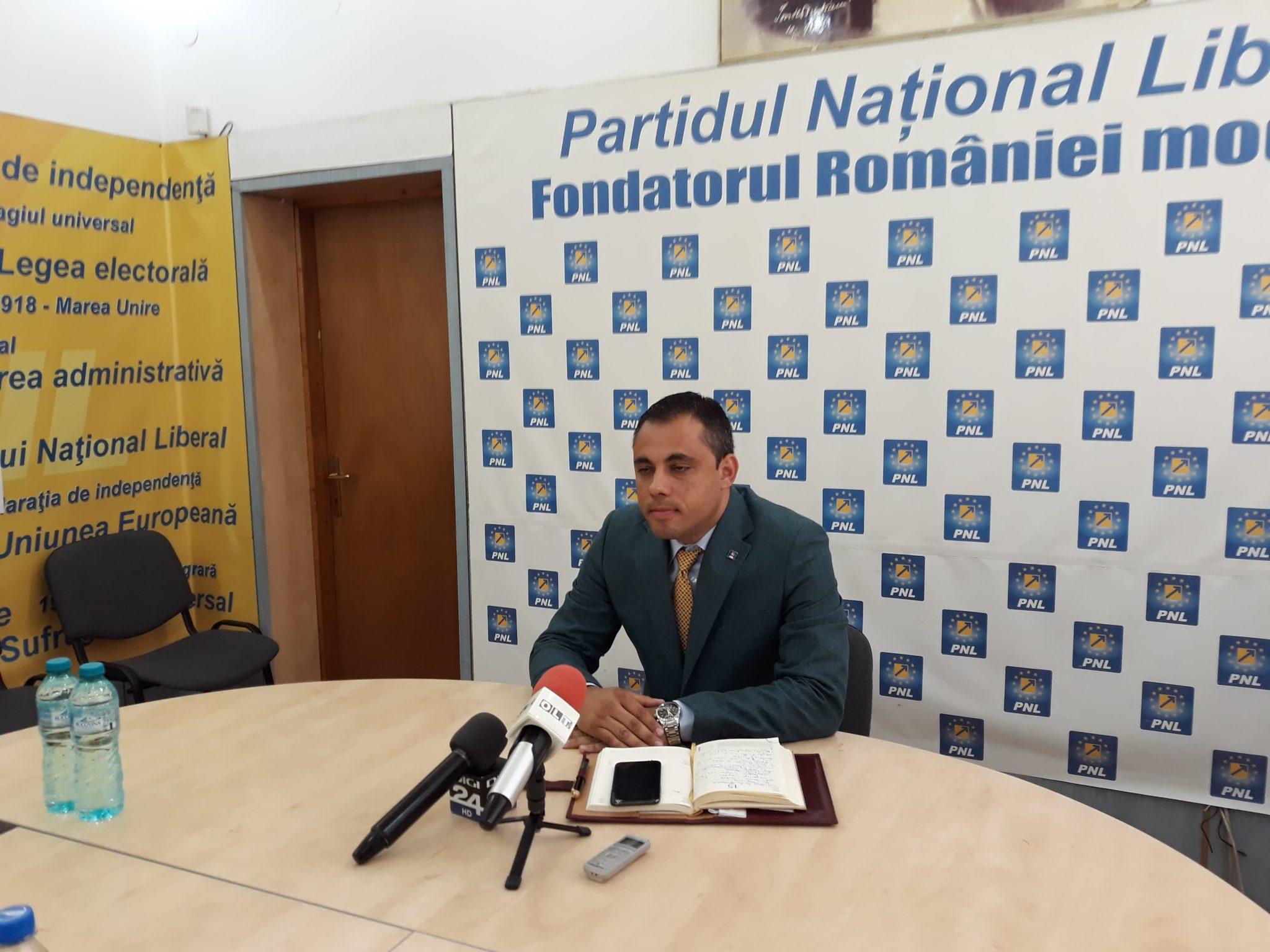 Preşedintele PNL Olt: Liberalii, vot împotriva Codului Administrativ, deşi are şi părţi bune