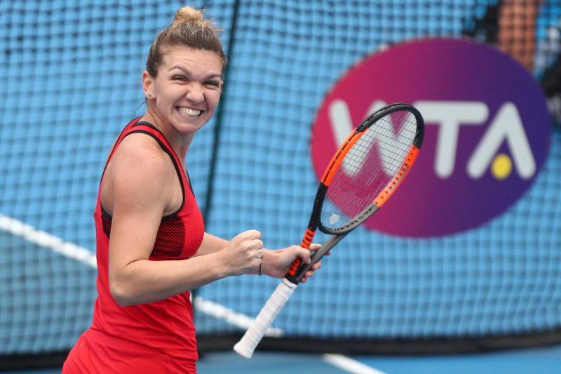 Simona Halep a câştigat finala de la Roland Garros