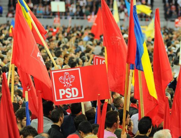 PSD Olt merge cu 10.000 de persoane la mitingul din Capitală