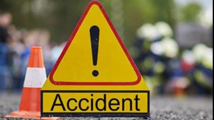 8 români răniți într-un accident grav produs în Austria