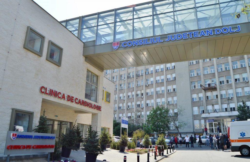 Clinica de Cardiologie Craiova – început cu medici puțini și finanțare insuficientă