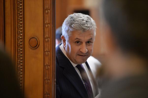 Florin Iordache, chemat în faţa Comisiei de la Veneţia
