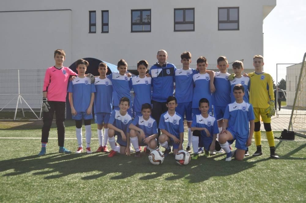 Juniorii craioveni, în focurile turneelor semifinale