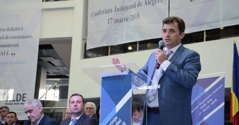 ALDE DOLJ: STABILITATEA POLITICĂ ESTE VITALĂ PENTRU ECONOMIE