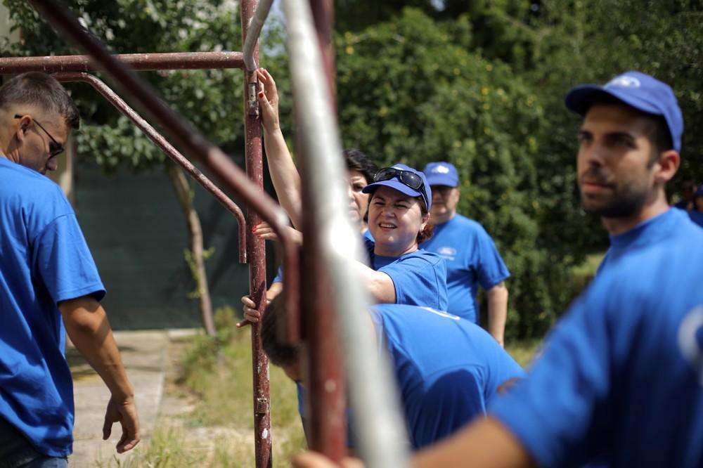 Primul Centru European de Resurse și Angajament din România, deschis în Craiova