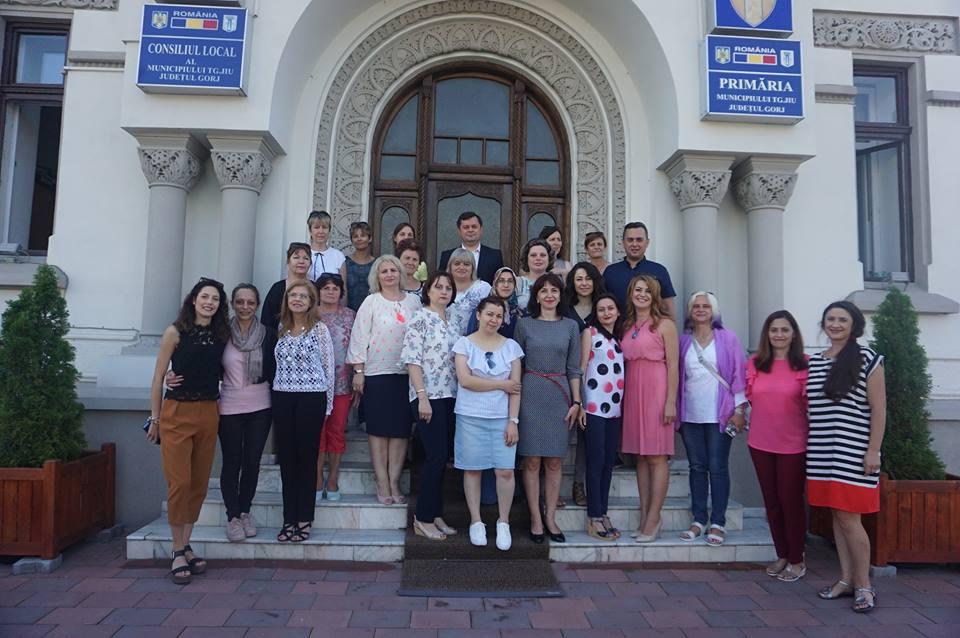 """Proiectul Erasmus + """"Good Start, Grow Smart"""", la final în Târgu Jiu"""