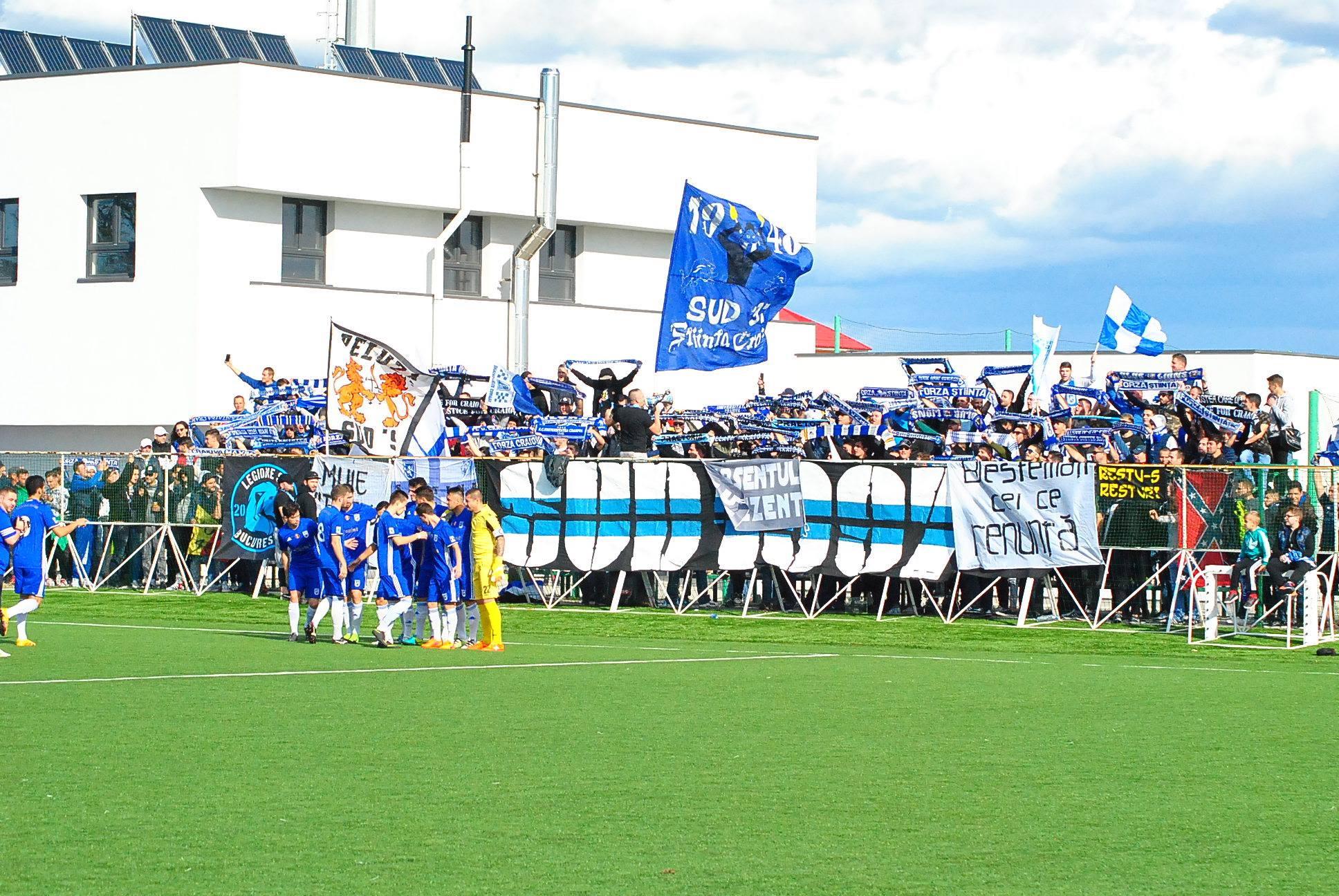 99% barajul nu se mai joacă! FC U Craiova este promovată în C!