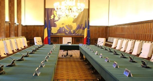 Ședința de Guvern de vineri nu are proiectul de buget pe ordinea de zi