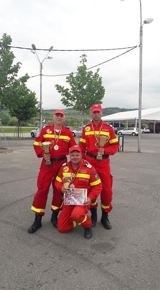 ISU Gorj are cei mai buni paramedici din Oltenia