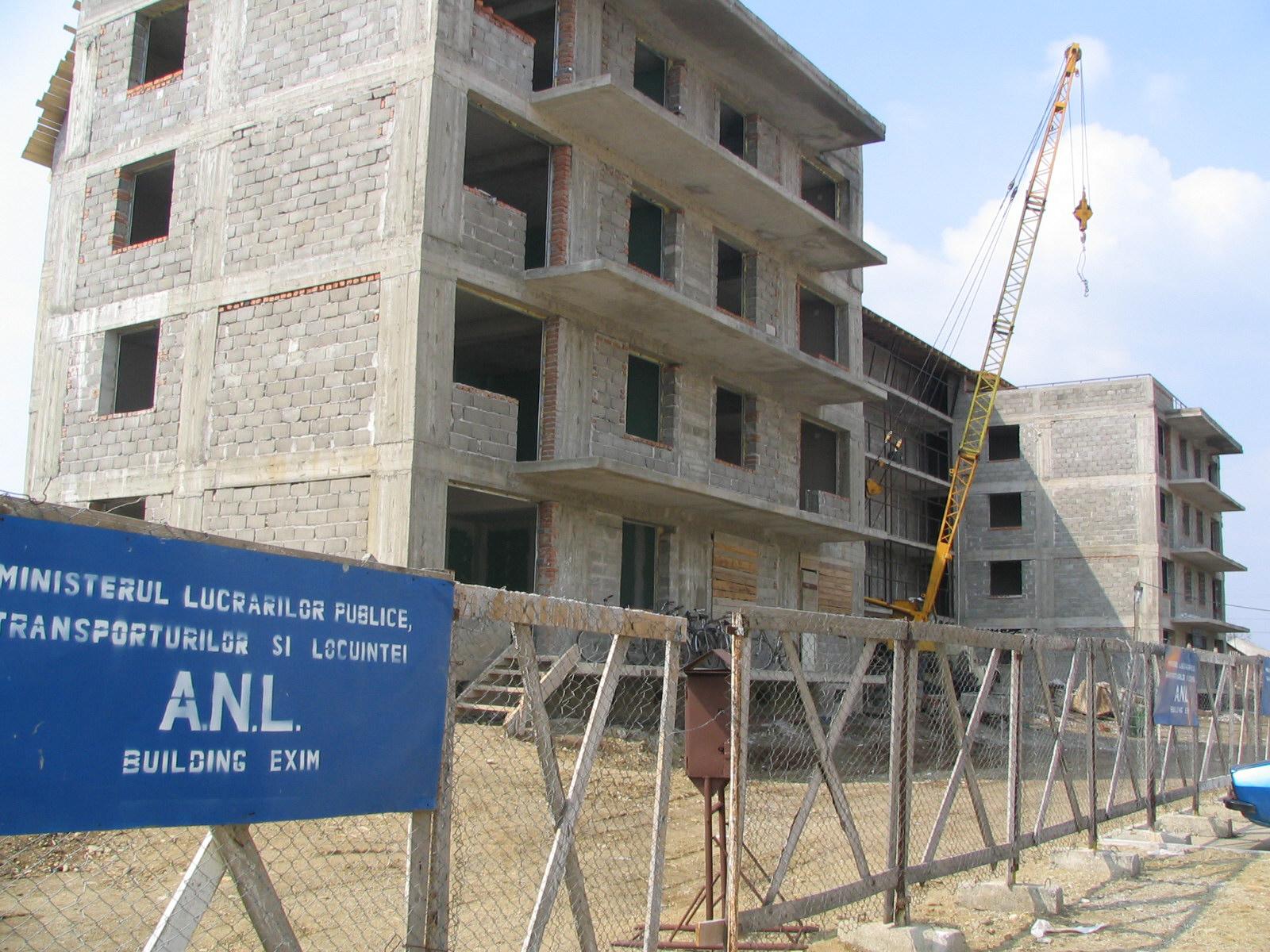 Mehedinți: Tot mai mulți tineri vor locuințe tip ANL la Severin