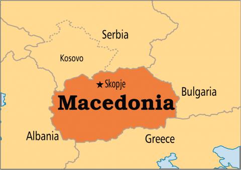Macedonia îşi schimbă numele