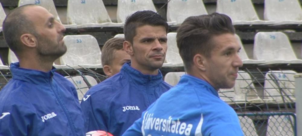 Popov și-a găsit angajament! Va lucra cu un fost echipier al FCU și CSU Craiova!