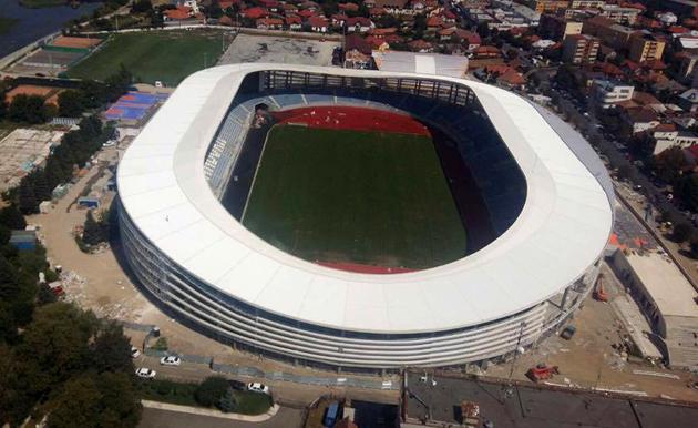 Lucrările de la Stadionul Municipal Târgu Jiu vor continua. Se avizează noi sume de bani