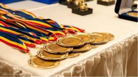 Aur, argint şi bronz la Olimpiada Europenă de Informatică pentru Juniori