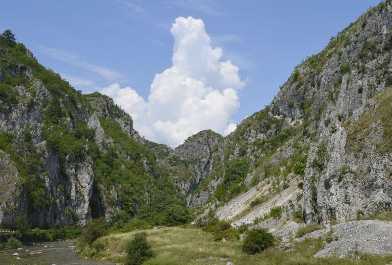 Minunile naturale ale Gorjului