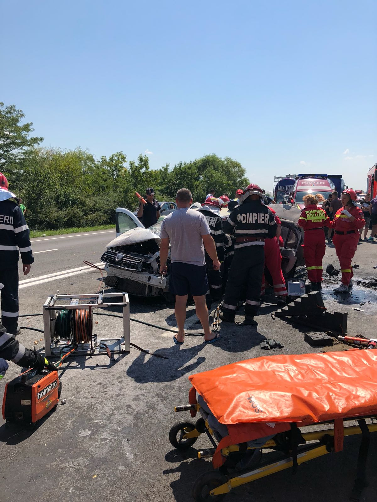 Motociclist, de 26 ani, ucis in accident