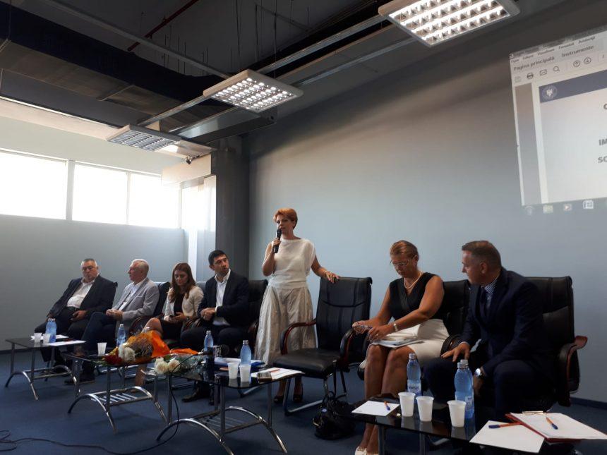 Proiectul noii legi a pensiilor a fost prezentat la Craiova de ministrul Muncii